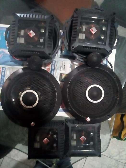 Vendo Componentes Rockford Ref. T1652-s