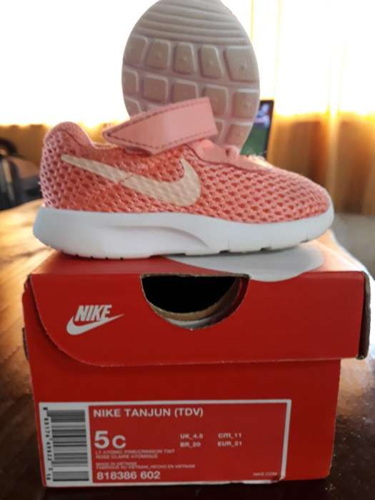 Nike Beba Talle 20 Impecables