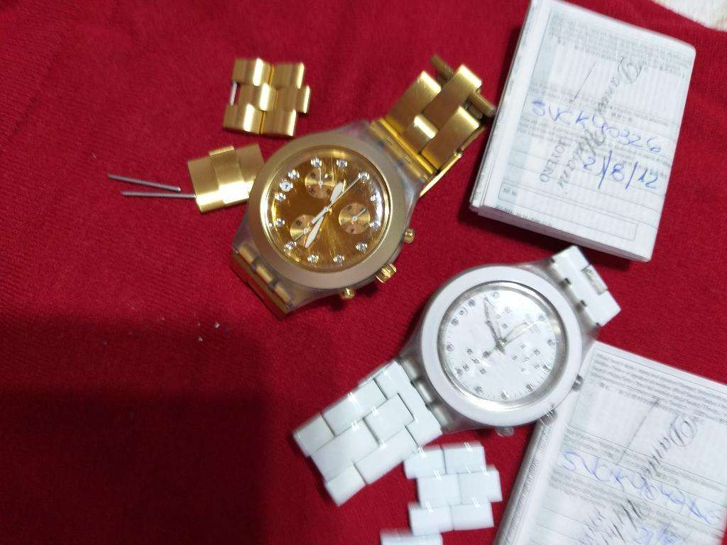 Relojes Swach