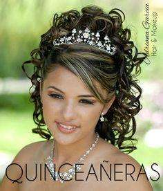 belleza profesional peinados para novias y quinciañeras