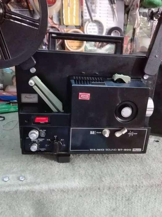 Proyectores de cine 8mm super 8 y 16mm !!alquiler!! y Venta