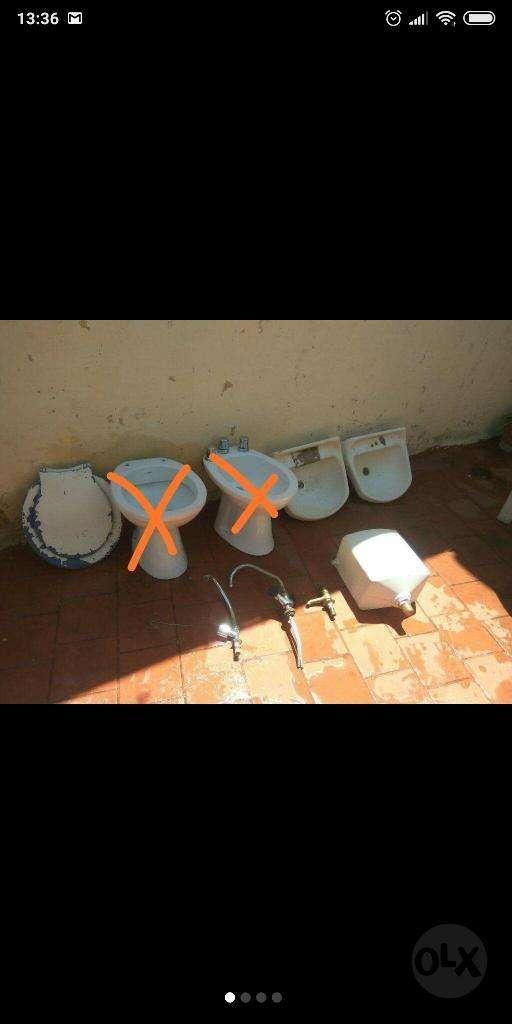 Artefactos Baño Y Griferias Usados