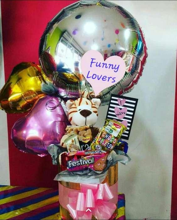 Detalles Personalizados Funny Lovers