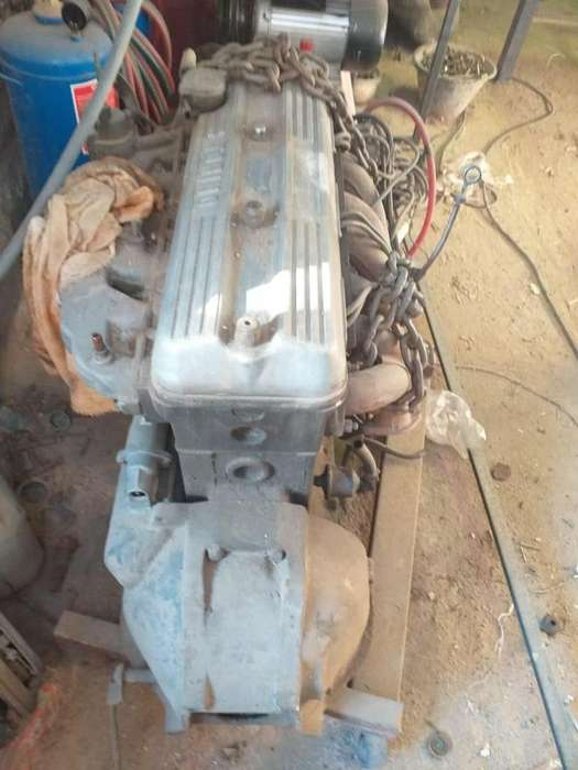 vendo motor completo de torino 7 bancadas