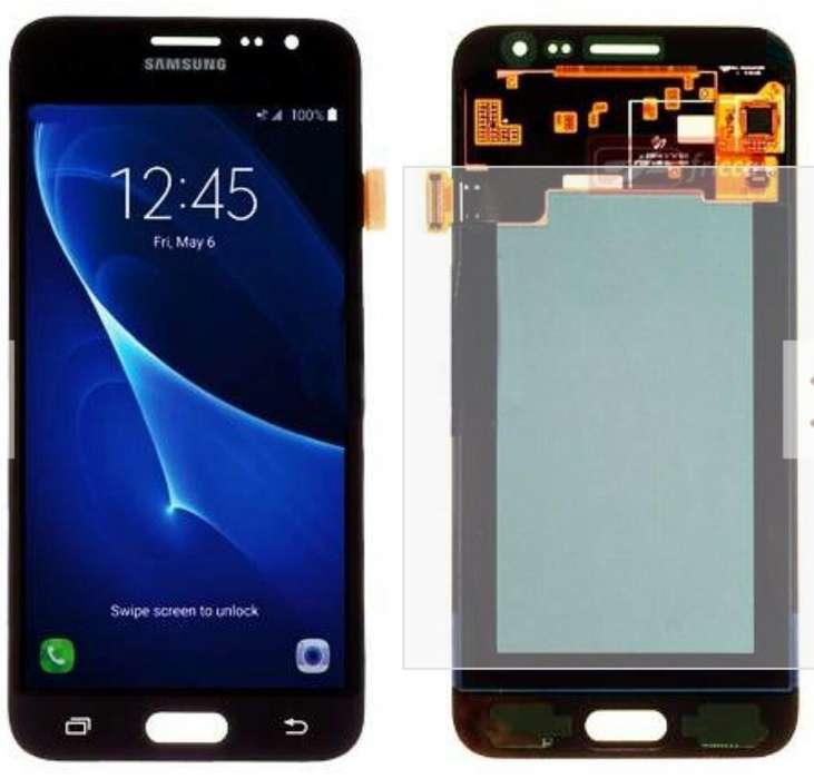 Display Samsung J4 Negro