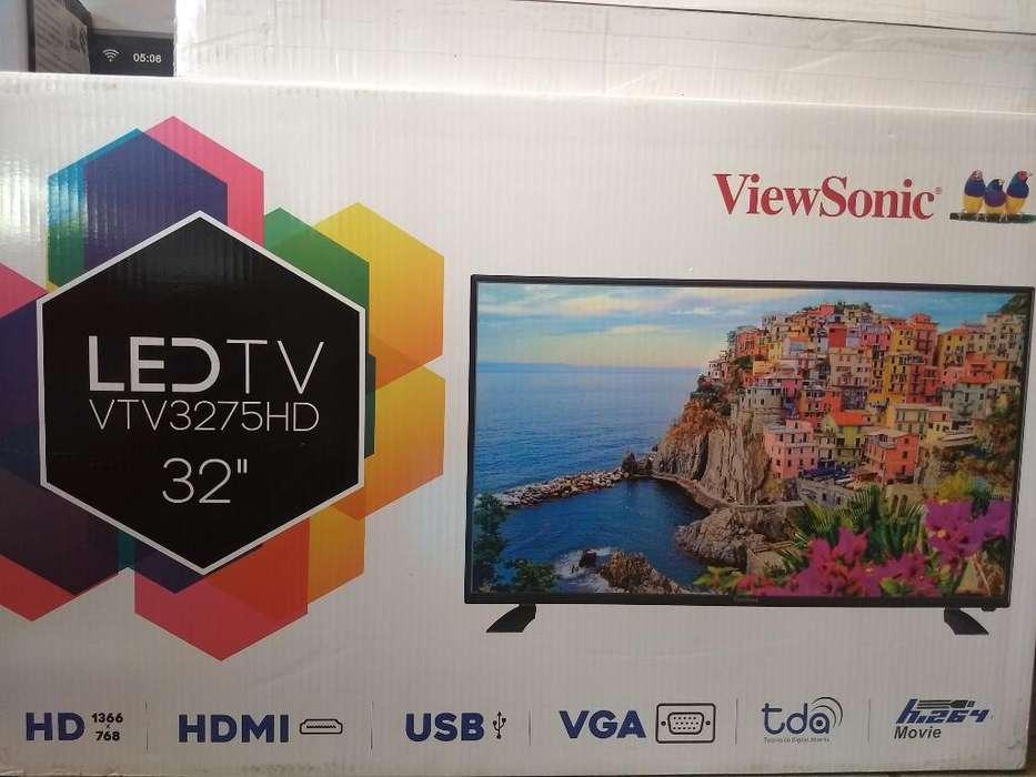 Led Tv 32 Nuevo en Caja