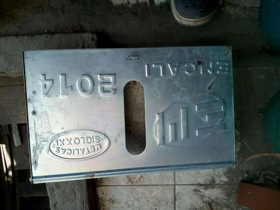 Caja de Contador para Agua