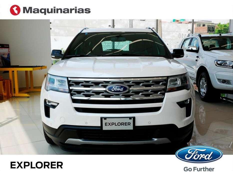 Ford Explorer 2018 - 0 km