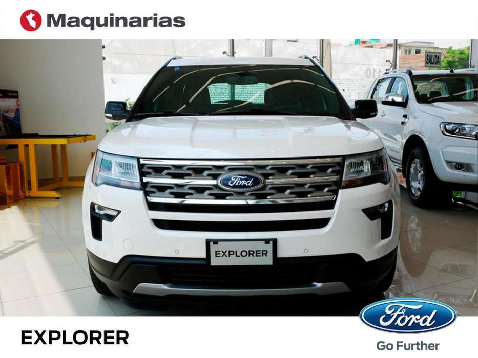 <strong>ford</strong> Explorer 2018 - 0 km