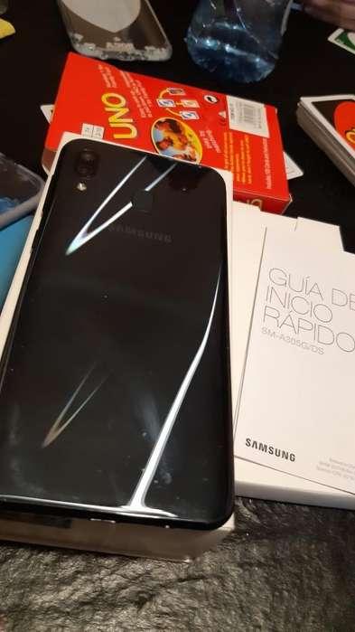 Vendo Samsung A30 1 Mes de Uso