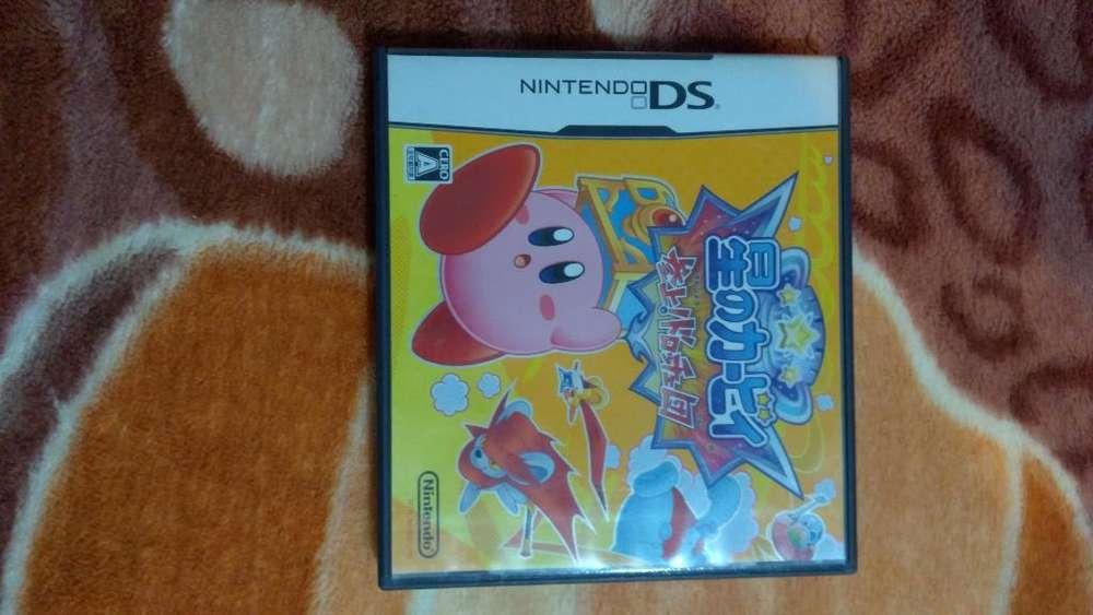 Nintendo Ds Kirby Squeak Squad