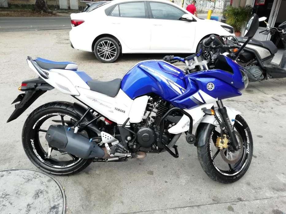 MOTO <strong>yamaha</strong> FZ16 ST FAZER - 2014