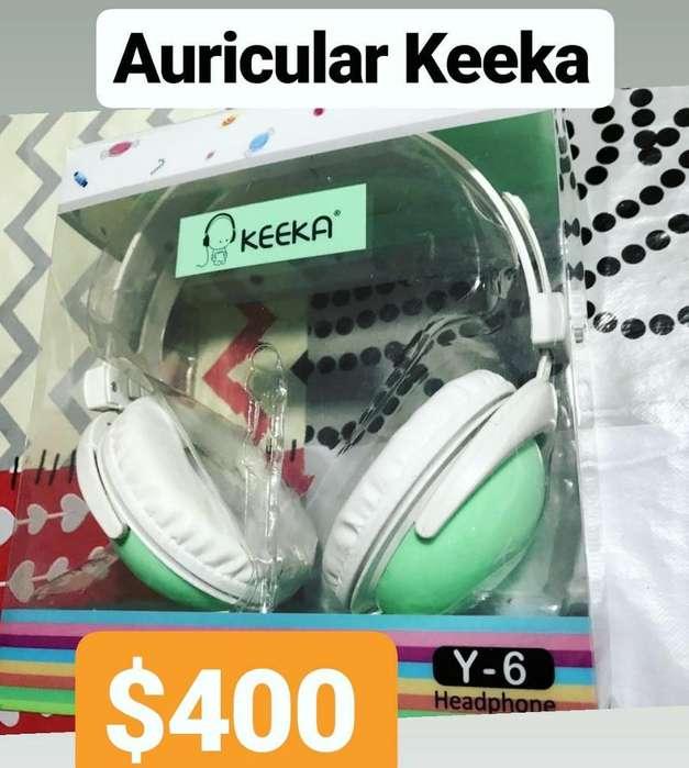 Auricular Vincha