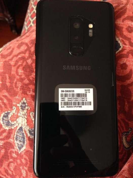 Samsung S9 Plus 10 de 10 1 Mes de Uso