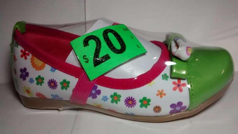 Zapatos para niños 22,23y25 Kch1326 Mira Mami
