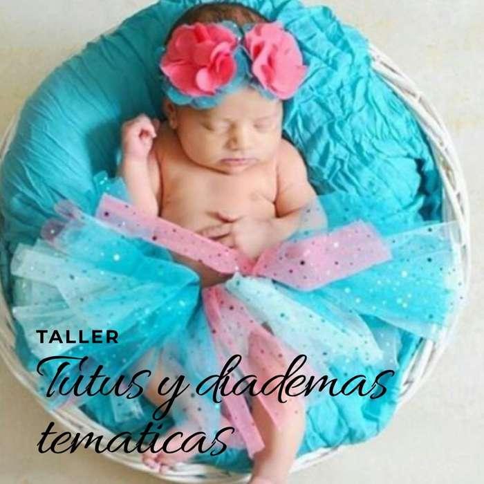 Taller de Tutu sin <strong>costura</strong>s