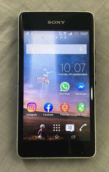 Celular Sony XPERIA E1 D2004