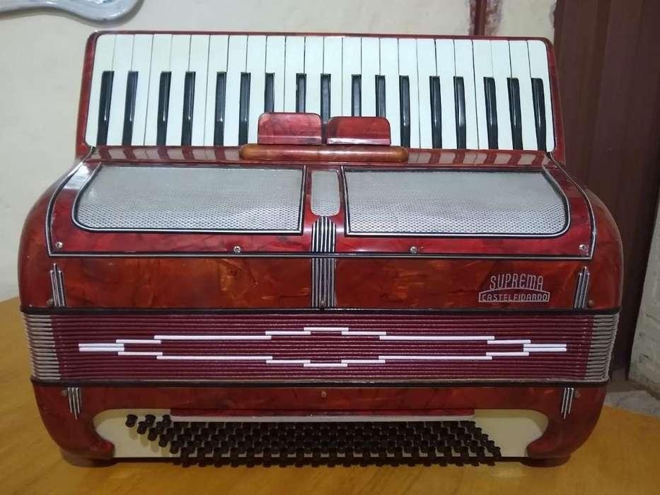Acordeón a Piano
