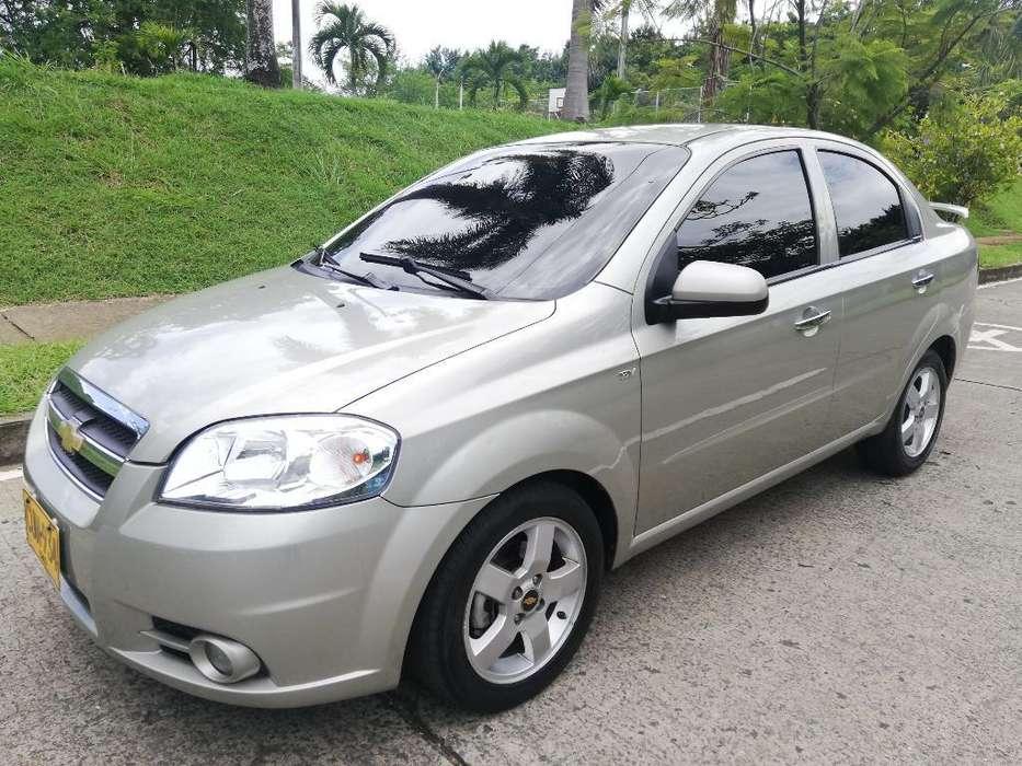 Chevrolet Aveo Emotion 2009 - 93000 km