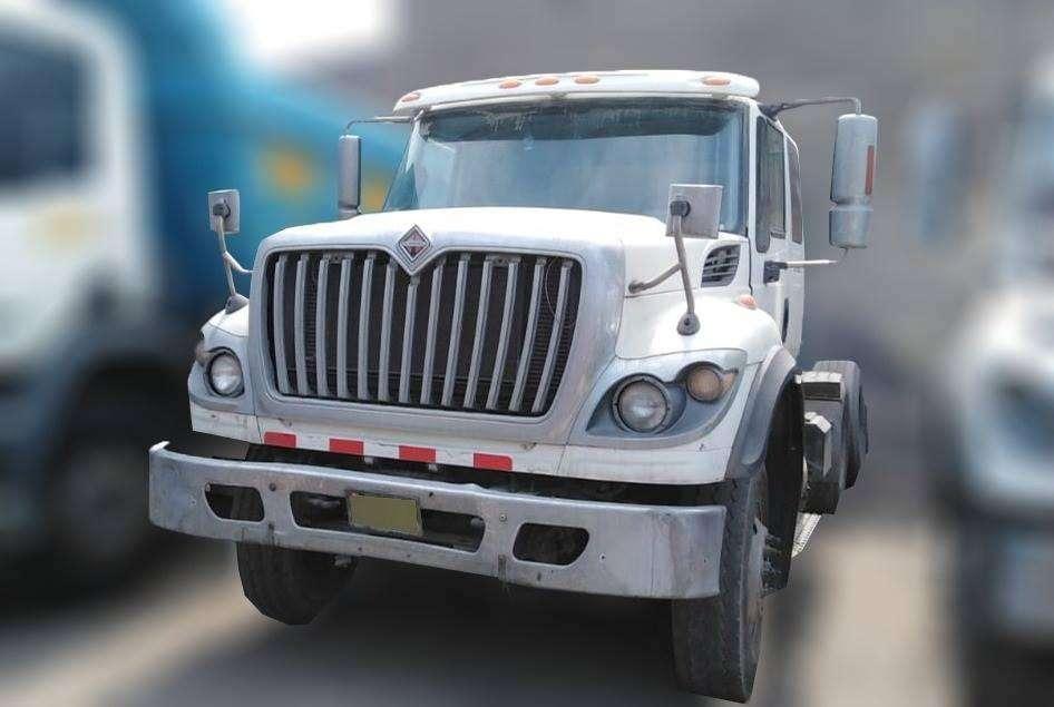REMOLCADOR INTERNATIONAL WORKSTAR 7600 SBA 6X4 DEL AÑO 2011 /// NO VOLVO // NO FREIGHTLINER /// NO SCANIA