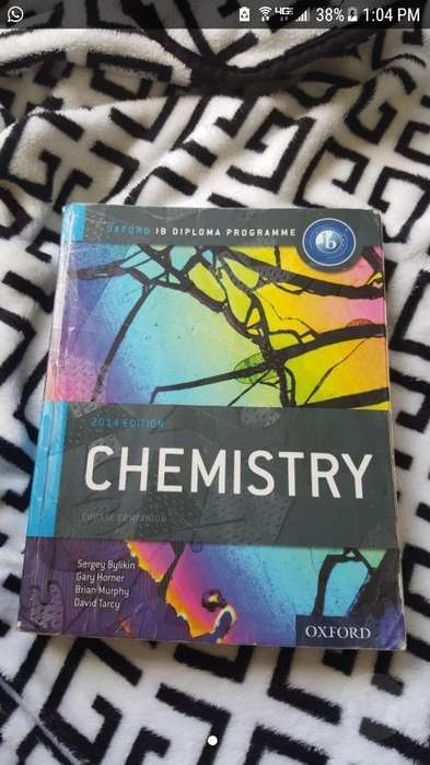 Libro de Quimica Chemistry Ib