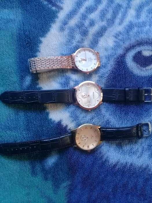 3 Relojes por 25 de Ugencia