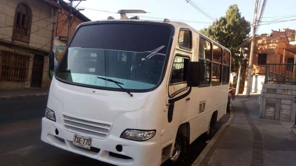 se vende buseta s delta 2008