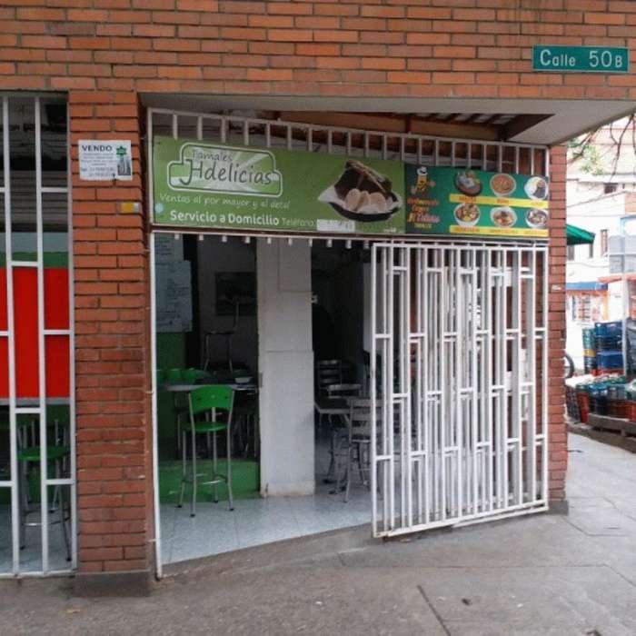 Venta Restaurante de Tamales