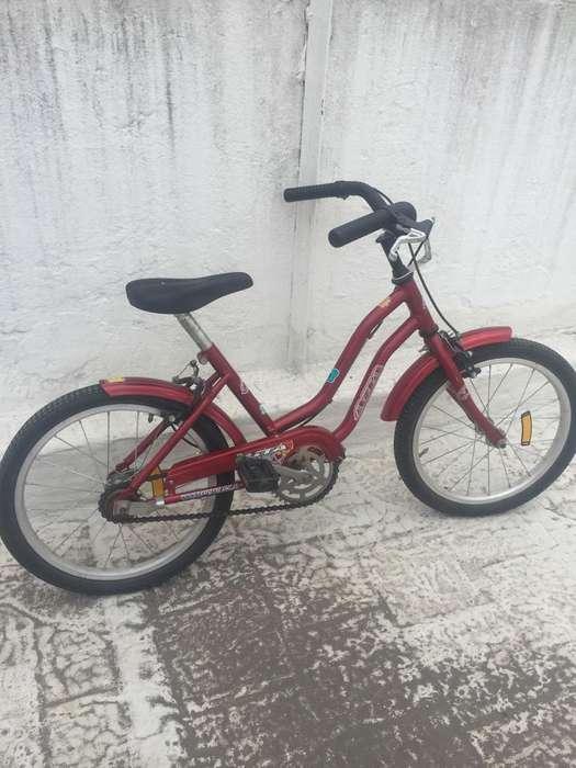 Bicicleta Nene-Nena Pequeña