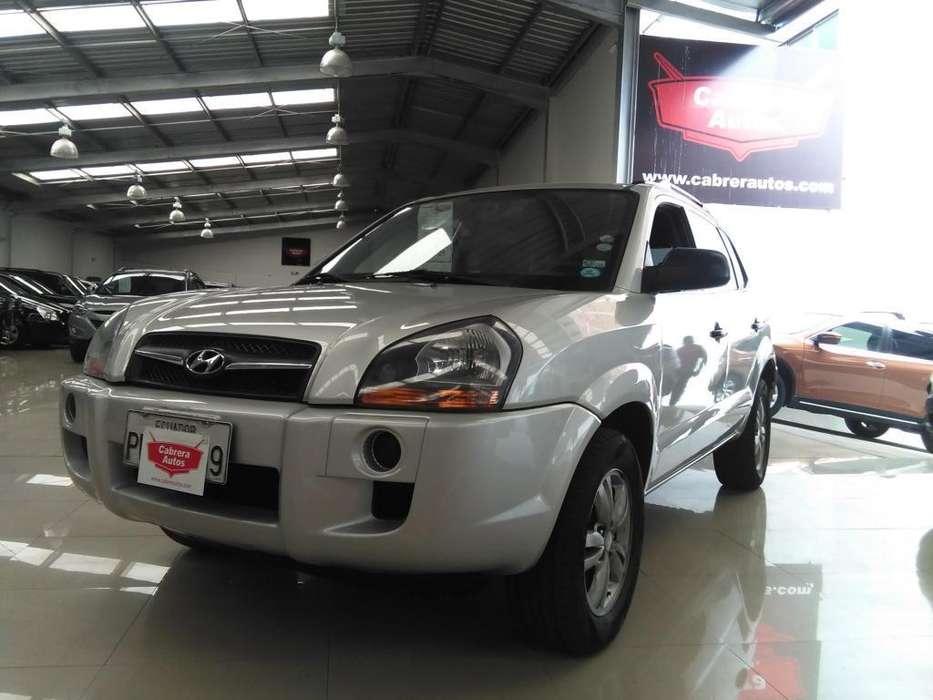 Hyundai Tucson 2009 - 134853 km
