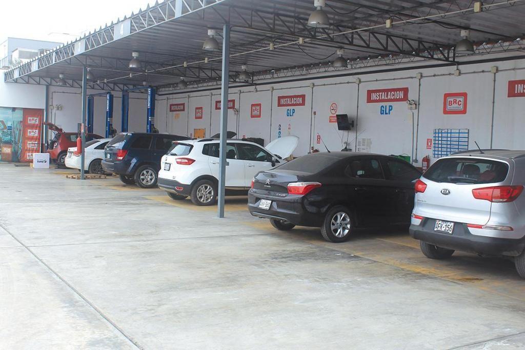 BRC Conversión a Gas GLP / GNV