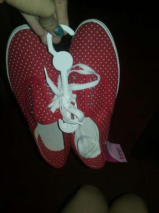 Zapatillas Número 39