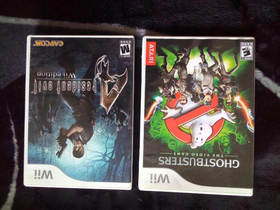 Juegos Originales Nintendo Wii