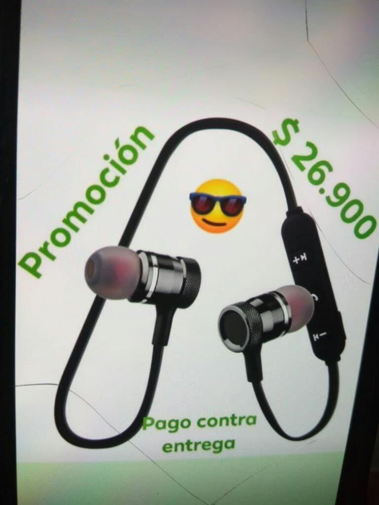 Bajaron de Precio!! Audífonos Bluetooth