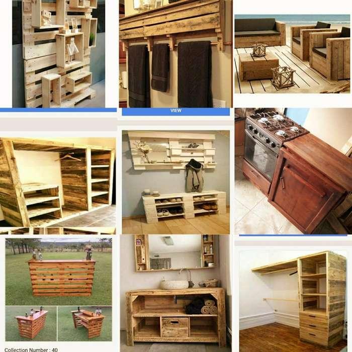 Se Hacen Muebles de Pallst