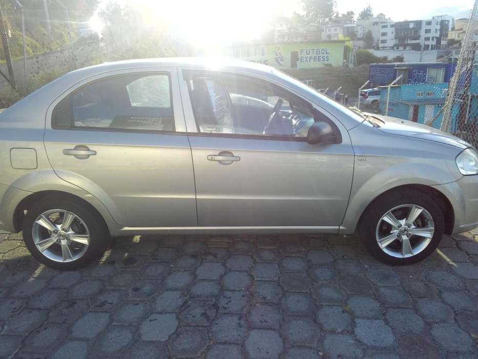 Chevrolet Aveo 2009 - 143000 km