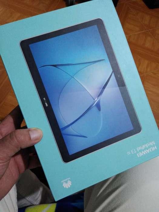 Vendo Tablet Huawei Poco Uso en Muy Buen