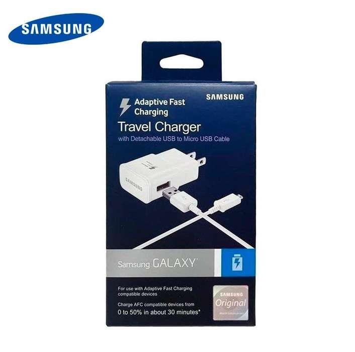 Cargador Samsung Usa Original @ note 4 5 s6 s7 edge No Chino, Tienda Centro Comercial