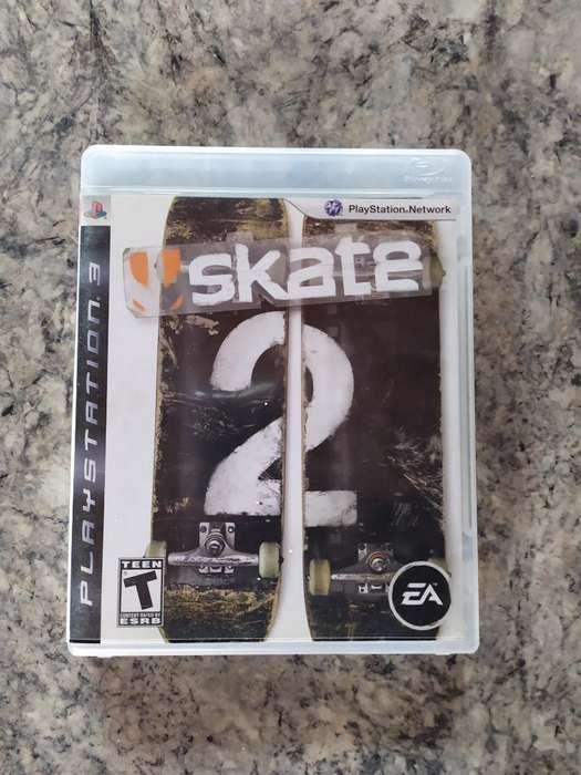 Skate 2 Ps3 Fisico