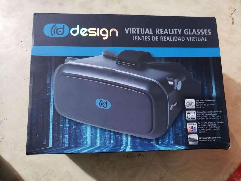 Vendo Gafas de Realidad Virtual