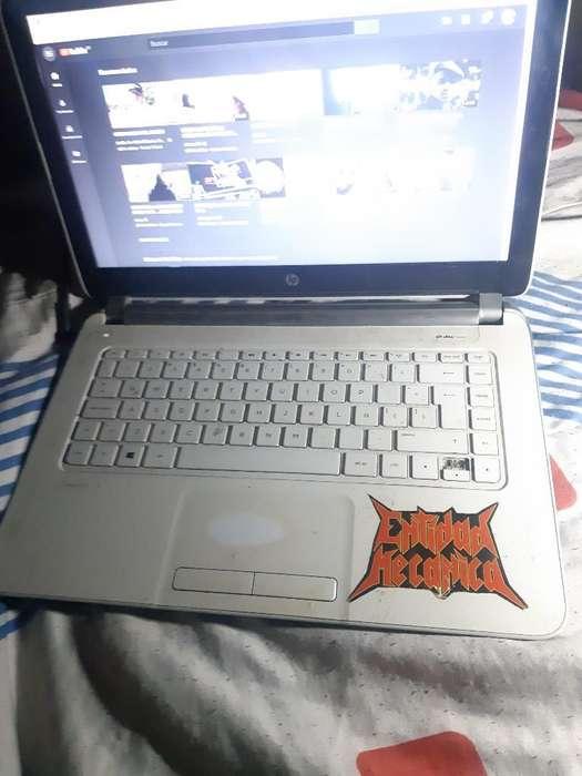 Cambio Laptop Hp por Telefono