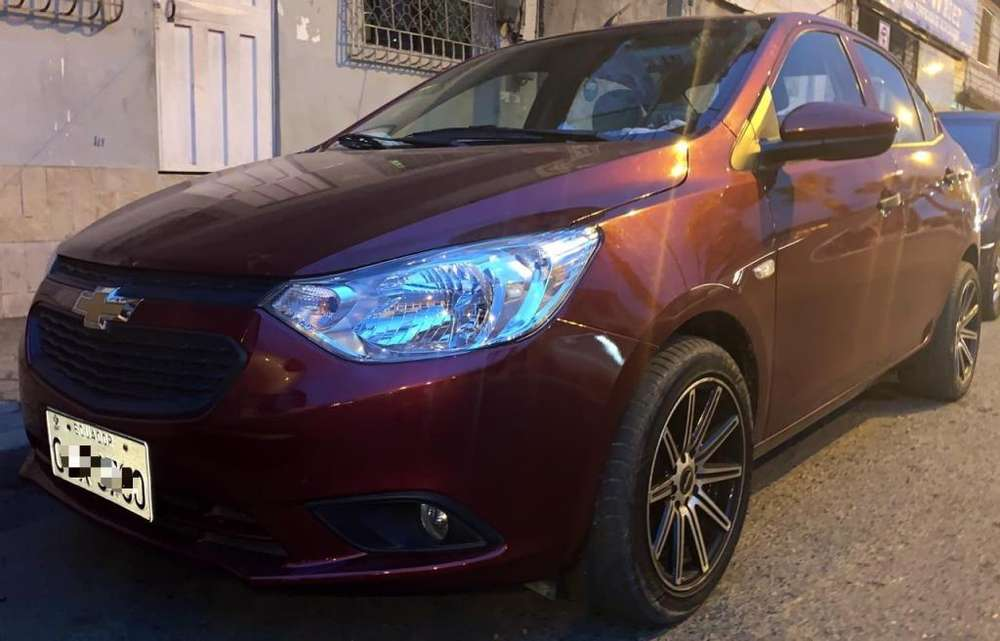Chevrolet Sail 2018 - 0 km