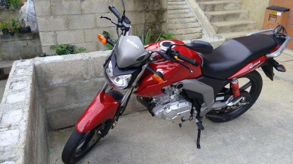 Vendo Suzuki Gsx 125