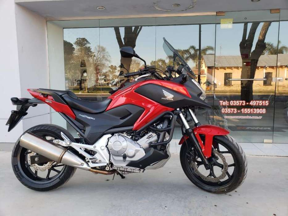 Honda Nc 750 - Oportunidad Usada - Masera Motos