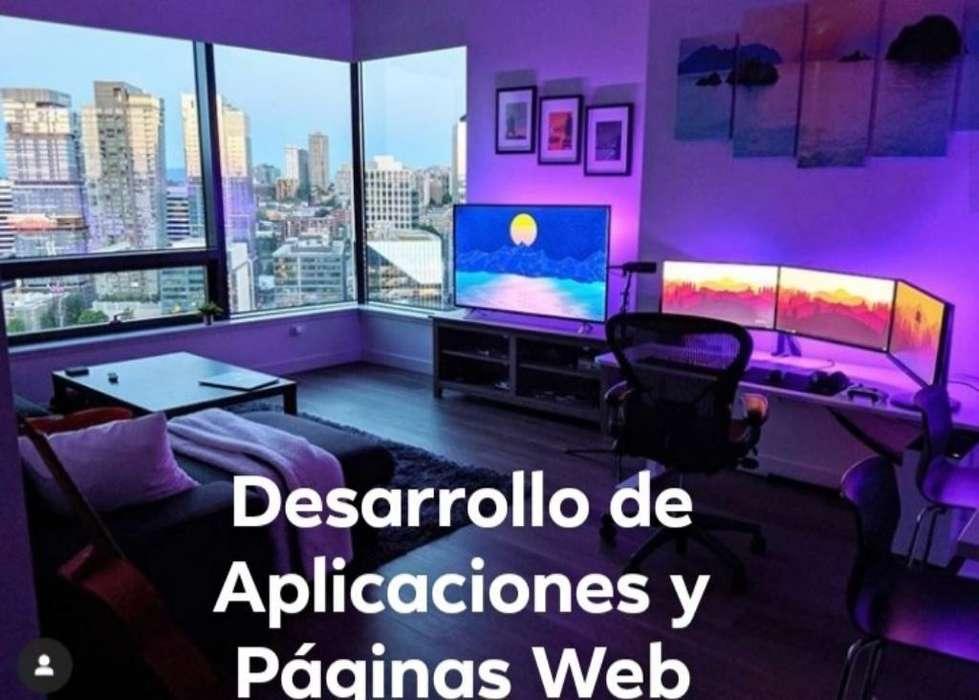 Desarrollo de Aplicaciones Y Páginas Web