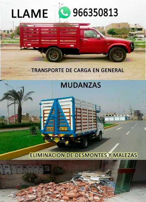 Eliminación de desmonte. taxi carga y Mudanzas los 365 días PRECIO ECONÓMICO