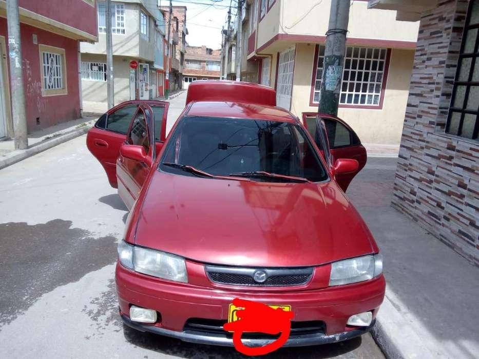 Mazda Allegro 1999 - 263065 km