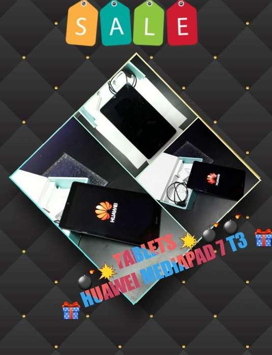 Tablet huawei Mediapad 7 T3