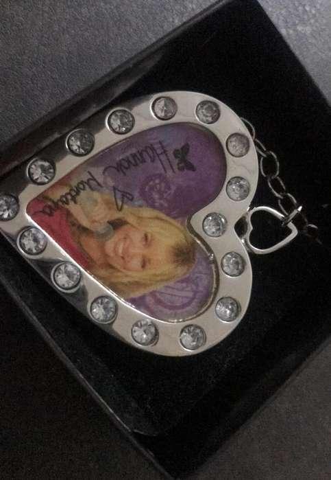 Collar Hannah Montana