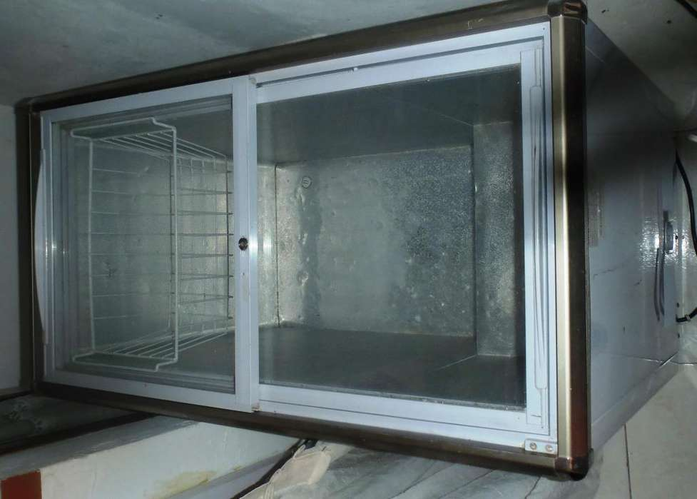 Congelador Nevera Vitrina Horizontal 258 Litros